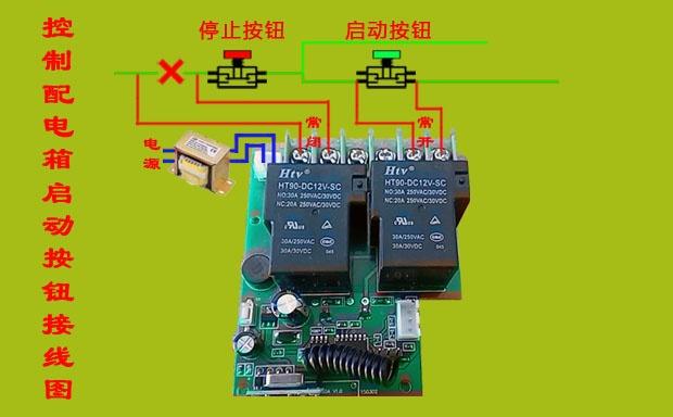 金宏源潜水泵遥控器用的就是点动模式.