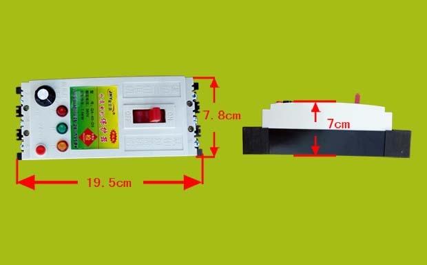 qa-40-d3水泵电机保护器